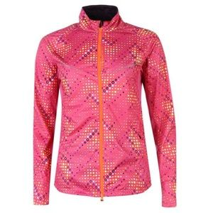 Saucony Nomad Running Athletic Jacket Spots/Bubble